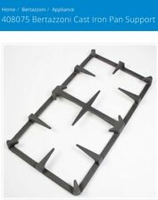 BERTAZZONE CAST IRON GRATE #408075 FOR STOVES, see pics.