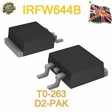 IRFW644B FW644B POWER MOSFET FAIRCHILD TO-263 D2PAK UK Stock