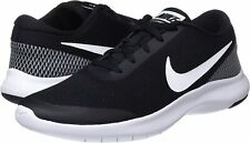 Nike Mens 11 Flex Experience Rn 7 BLACK/WHITE Running Shoes Athletic Sneakers