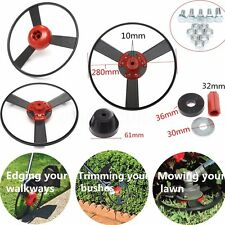 Orbitrim No String Head Gas Trimmer  Iron Steel Solid Home Garden Lawn Care Tool