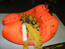 Genuine New In Box Military Navy Surplus Inflatable Life Preserver Whistle Dye