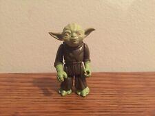 Vintage Star Wars 1980 Yoda Action Figure Empire Strikes Back Kenner
