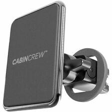 Cabin Crew Phone Holder - Vent Mount, Magnetic, Black