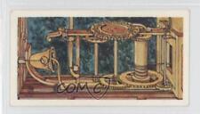 1975 Brooke Bond Inventors & Inventions Tea Base #9 Measurement of Time Card 1i3