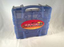 Beyblade Metal Masters Empty Blue Storage Case Hasbro Tomy 2010