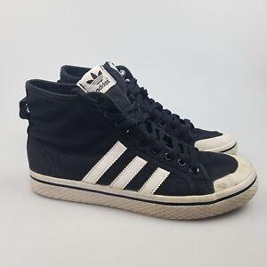 Women's ADIDAS 'Honey Stripes Mid' Sz 8 US Shoes Black VGCon | 3+ Extra 10% Off