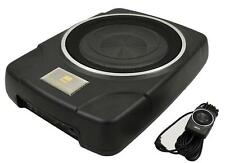 "NEW MBQ 10"" UNDER SEAT SLIM SUBWOOFER AW-10E"