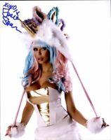 Josie Stevens authentic signed celebrity 10x15 photo W/Cert Autographed 2616b