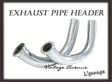 [LG]YAMAHA YAS3 AS3 RD125 A/B/C 1974 1975 1976 EXHAUST HEADER PIPE1PAIR[EY5/EY6]