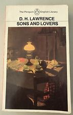 Sons and Lovers by D H Lawrence Penguin Paperback Edition 1981