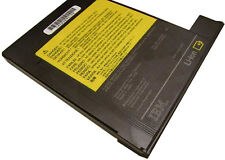IBM ThinkPad 600e 600x pn 02k6505 02k6515 2nd acu batería Multibay Battery Top