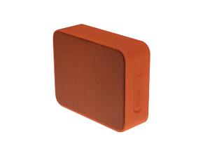 Soundstream ICON Small Mighty Loud Bluetooth Speaker-Orange