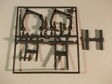 BB-4 E Block Parts / Rear Guard & Battery Holder Set - Kyosho Big Brute