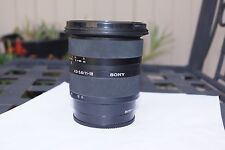 Sony 11-18mm F/4.5-5.6 DT Alpha Mount Autofocus Lens  11-18