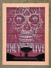 They Live John Carpenter Roddy Piper Horror Print Movie Poster Mondo Qfschris