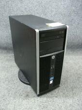 HP Compaq 6200 Mini Tower PC Intel Core i5-2400 3.1GHz 250GB HDD 4GB RAM