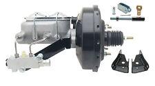 """GM A, F, X Body 1964-74 9"""" Power Brake Booster Conversion Kit Proline Series"""
