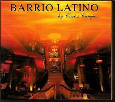 COFFRET 2 CD COMPIL 30 TITRES--BARRIO LATINO BY CARLOS CAMPOS--SUAVE & CALIENTE
