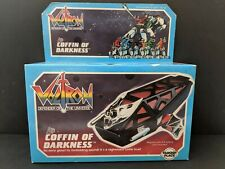 Vintage Voltron Coffin of Darkness sealed in Box, Pahosh Place HTF 1984