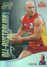 2015 AFL SELECT HONOURS 2 2014 ALL AUSTRALIAN GOLD COAST SUNS GARY ABLETT AA18