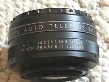 Vintage APS Auto Teleplus 2X Lens Made In Japan G6