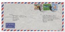 1974 SRI LANKA Air Mail Cover DEHIWALA to BROWNHILLS WALSALL GB Ceylon