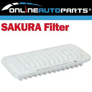 Sakura Air Filter Cleaner suits Toyota Echo NCP10 4cy 2NZFE 1.3L Engine 1999~05