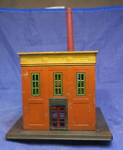 Lionel Prewar 436 Power Station Building! 1930! CT