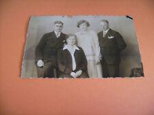 Foto AK famiglia 15k702 1928 dimensioni circa 9cm x 14cm