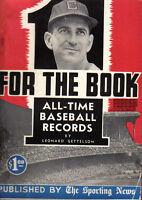 1950 Sporting News for the Book Baseball magazine Luke Appling Chicago White Sox