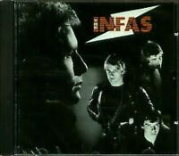 The Infas Sound And Fury CD NEW SEALED Punk/Oi! Infa Riot
