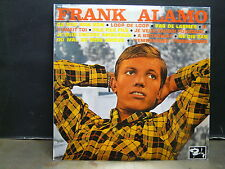 "FRANK ALAMO Da doo ron ron ... 076073-0 Réédition 25 cms 10"""