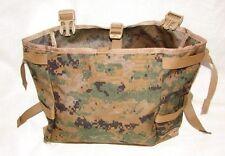 Us Marine Corps USMC Woodland digital MARPAT ilbe radio pouch bolso