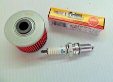 New Oil Filter NGK Spark Plug Tune up Polaris Predator Outlaw 500 2003 2004-2007