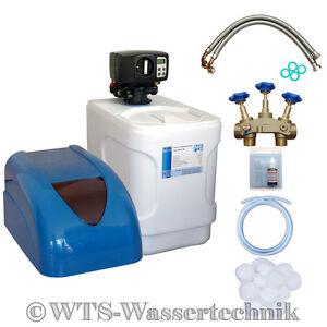 WTS AKE40 Wasserenthärtungsanlage 1-6 Pers. Wasserenthärter Enthärtungsanlage