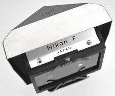 Nikon F Plain Eye-Level Prism  #9
