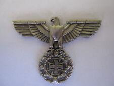 WH Reichsadler mit Eiserenem Kreuz EK Pin Wehrmacht WXX WK2 WWII Iron Cross WWII