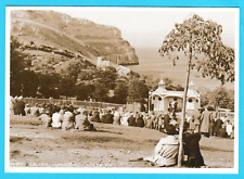 Judges' Reproduction card . Happy Valley, Llandudno. Conwy. c. 1920.