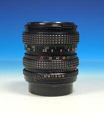 Cosina mc Cosinon-Z 28-50mm/3.5-5.6 objetivamente Zoom Lens Pentax K PK - (90321)