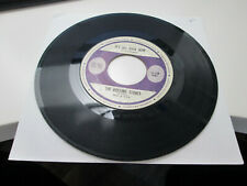 THE ROLLING STONES-IT'S ALL OVER NOW/GOOD TIMES BAD TIME 45 LONDON-plays vg