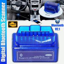 XTRONS ELM327 Bluetooth OBD2 II V2.2 Android Car Auto Diagnostic Scanner Tool Torque