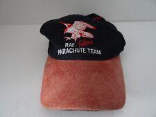 RAF Falcons Parachute Team Cap Hat Avia Watches Very Good Condition
