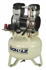 SCHULZ AIR COMPRESSOR - OIL FREE - 1.5HP - DENTAL MEDICAL