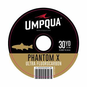 Umpqua Phantom X Fluorocarbon Tippet