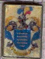 Heraldry PIN metallic del last name : LOZANO