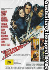 Operation Crossbow DVD NEW, FREE POSTAGE WITHIN AUSTRALIA REGION ALL
