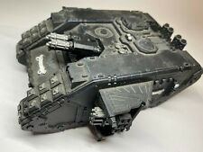 Warhammer 40k Space Marine Land Raider - check out the side Sponsons!
