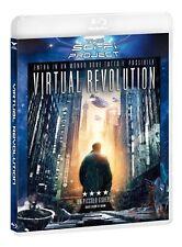 VIRTUAL REVOLUTION  SCI-FI PROJECT  - BLU RAY  BLUE-RAY