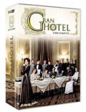 Pelicula divisa HV DVD gran hotel (serie completa) 25 aniversario A3 Nuev...