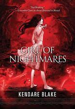Girl of Nightmares  book 2 of anna series - Kendare Blake HC/DJ 1st ed.fantasy